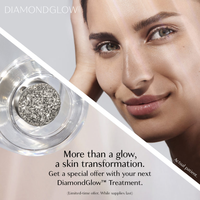 DiamondGlow Advertisement Sheet