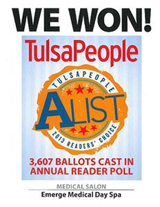 AList Tulsa People Award