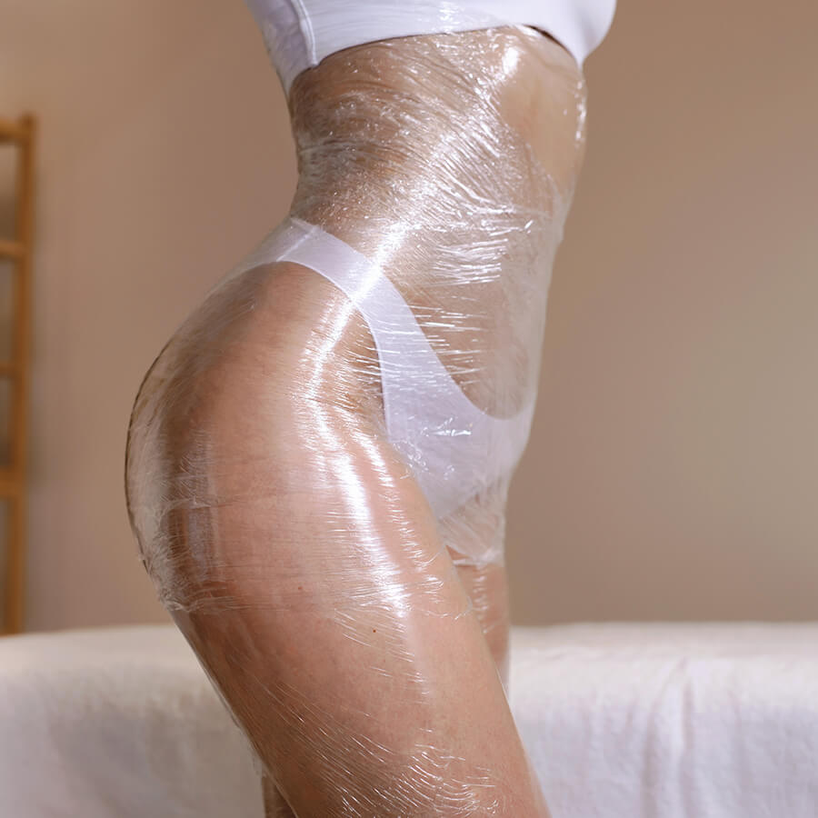 Contour body wrap at a day spa second view