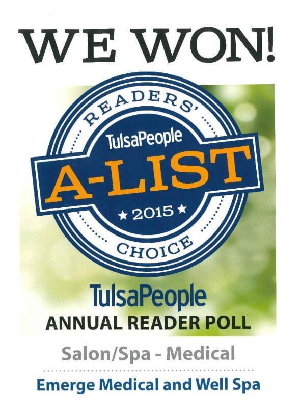 Readers' Choice Tulsa People We Won