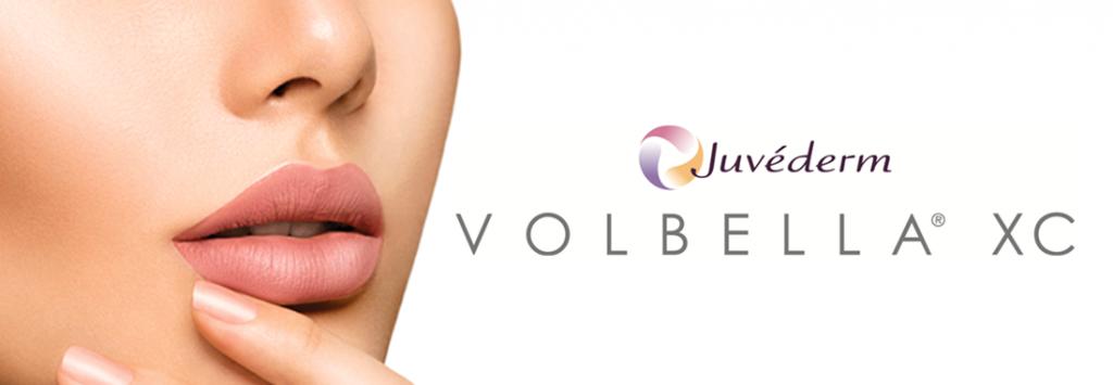Volbella logo and photo