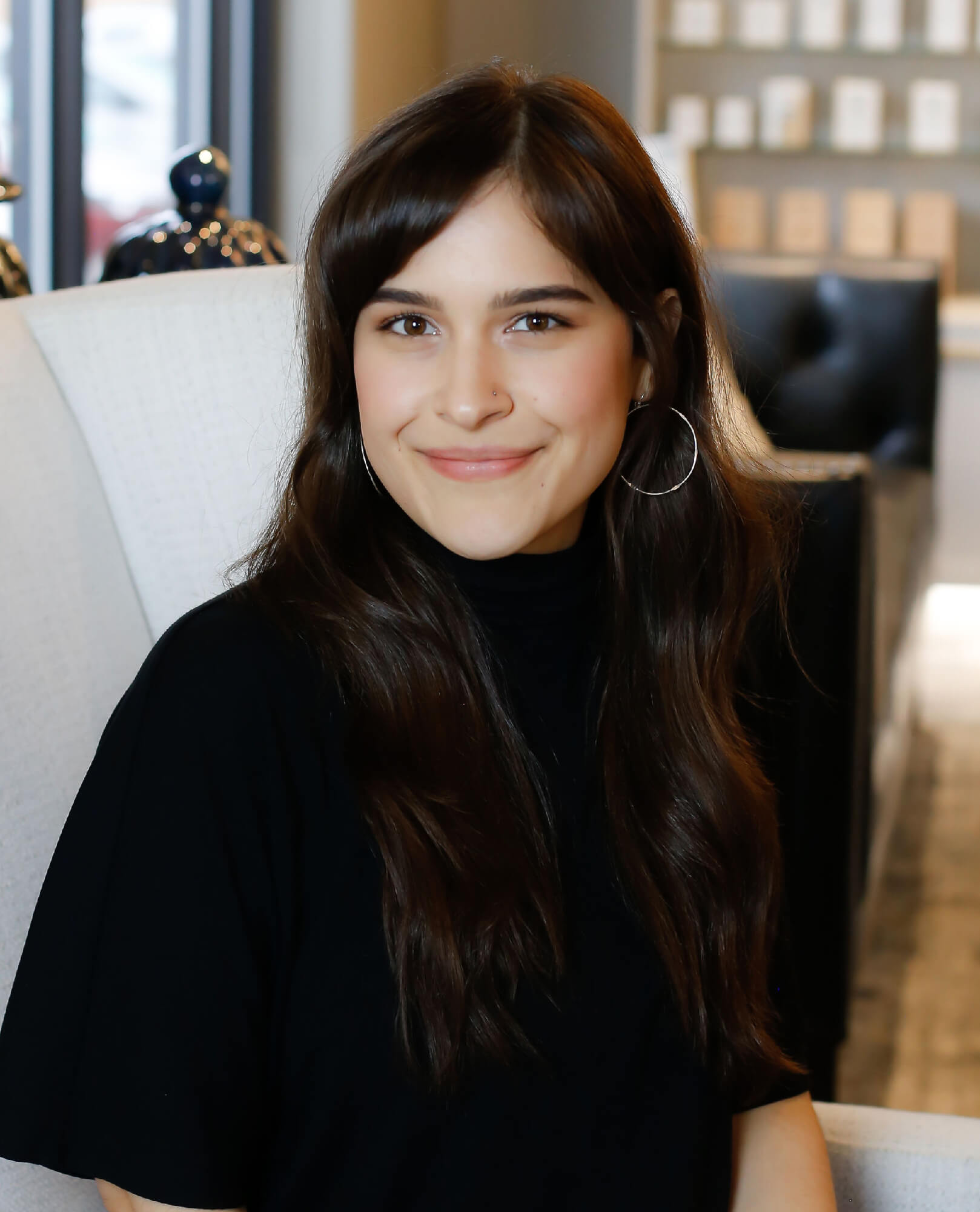 Gloria Rubio Emerge staff photo