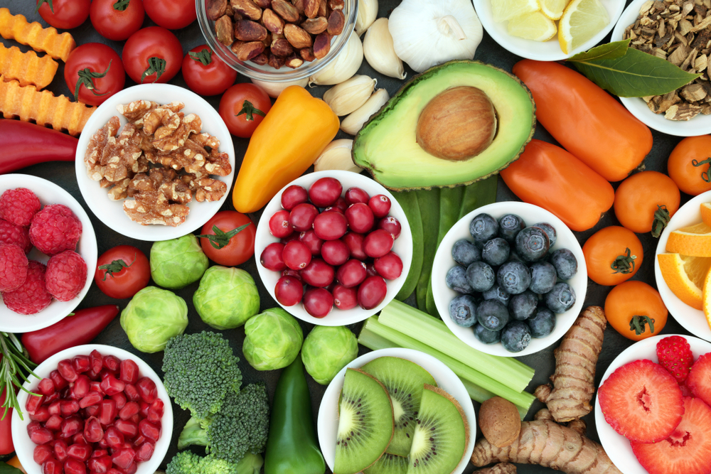 superfoods healthy for skin